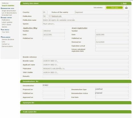 Greenpeace España vende semillas de Monsanto.   Ciencia, política y Derecho   Scoop.it