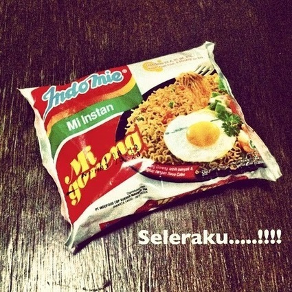 Indomie In Seputar Poster Scoop It