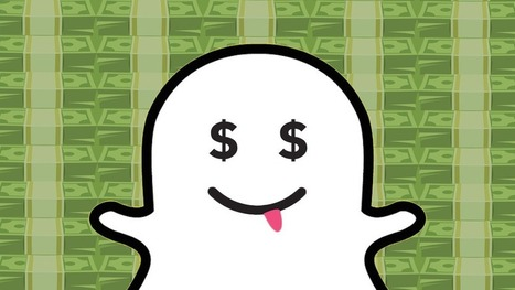 Snapchat lets you transfer money to friends with Snapcash | Social and digital network | Scoop.it