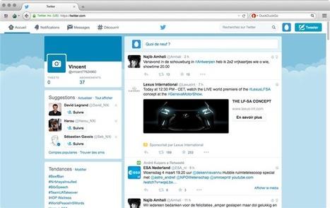 Twitter : certaines inscriptions depuis Tor Browser réclament le numéro de téléphone | Next Inpact | Tout savoir sur Twitter | Scoop.it