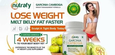 Nutrafy Garcinia Cambogia Price In India In Nutrafy Garcinia