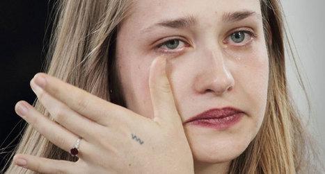 Une artiste révèle à quel point vous êtes magnifique lorsque vous pleurez sincèrement | Art contemporain et histoire de l'art | Scoop.it
