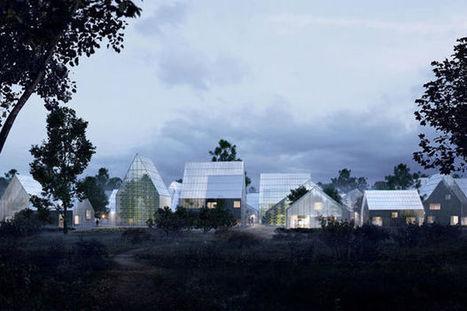 Aux Pays-Bas, un village high-tech capable de subvenir aux besoins de ses habitants   Innovation dans l'Immobilier, le BTP, la Ville, le Cadre de vie, l'Environnement...   Scoop.it