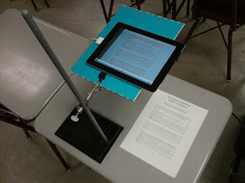 Classroom in the Cloud: 5 Awesome Things You Can Do With an IPad and an LCD Projector | The MadPad and You | Scoop.it