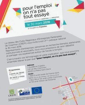 Colloque national des CREPI - La Plaine Saint Denis - Réseau des collectivités Territoriales pour une Economie Solidaire | Coopération, libre et innovation sociale ouverte | Scoop.it