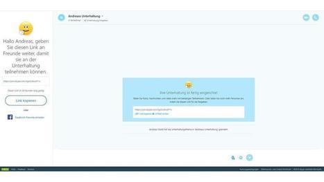 Bei Skype ohne Account chatten: So geht | ICT-Unterrichtsideen | Scoop.it