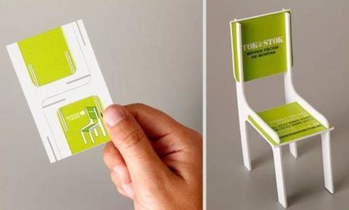 Crazy-clever business cards | A Marketing Mix | Scoop.it
