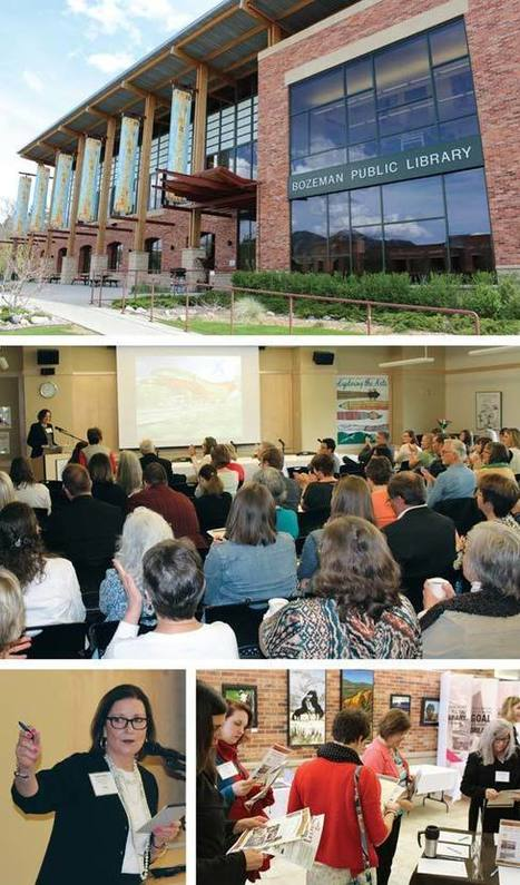 Thinking Big in Big Sky Country | Design Institute Design Challenges | Library by Design, Fall 2016 | innovative libraries | Scoop.it