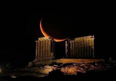 El templo de Poseidón, Grecia | Reflejos | Scoop.it