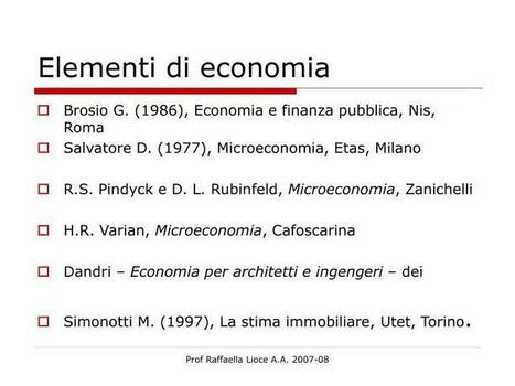 varian microeconomia cafoscarina pdf download