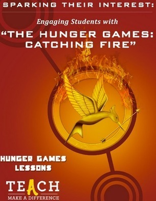 Catching Fire in the New Year: The Hunger Games and Pop Culture as Teaching Tools - Ctrl+Alt+Teach | Hunger Games Teaching Resources | Scoop.it