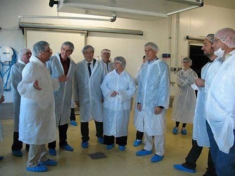 Avec Solipag, le foie gras s'envole sur le marché international - Ouest-France | foie gras | Scoop.it