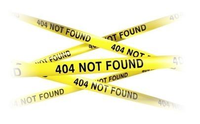 404 la parola più cercata sul web nel 2013 | ToxNetLab's Blog | Scoop.it