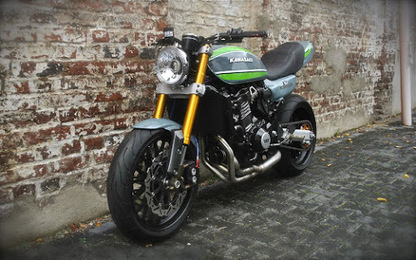 kawasaki' in cafe racers chronicles | scoop.it