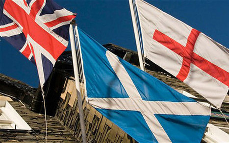 Scotland and England: How different are they really? - Telegraph | Press coverage - Centre on Constitutional Change | Scoop.it