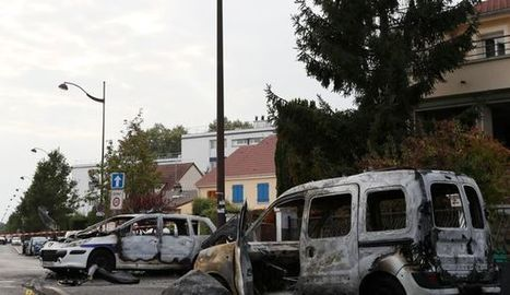 Des policiers et des pompiers de nouveau attaqués au cocktail Molotov à Dijon   Indignations & GLOBAL(R)EVOLUTION   Scoop.it