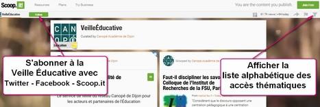 VeilleÉducative - L'actualité de l'éducation en continu | Éducation aux médias | Scoop.it