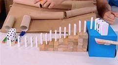 Do-it-yourself marble run › Tricks (ABC Science) | Energy Experiments | Scoop.it