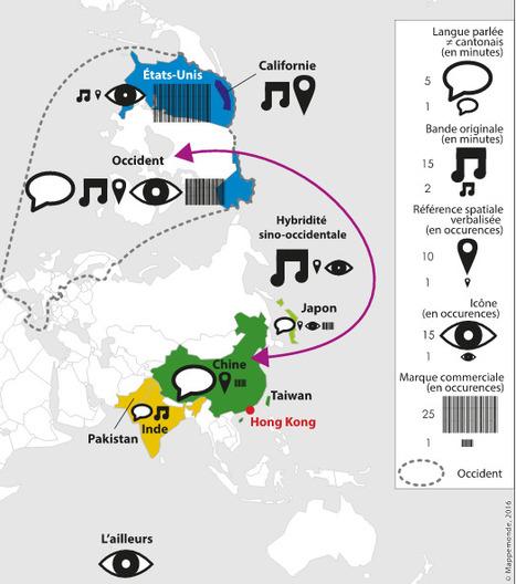 Exemple de la cartographie de Hong Kong au cinéma – M@ppemonde | Géographie et cinéma | Scoop.it