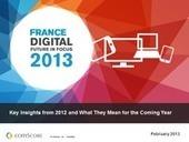 2013 Chiffres clés - Le Marché du Digital en France | Innovation et startups | Scoop.it