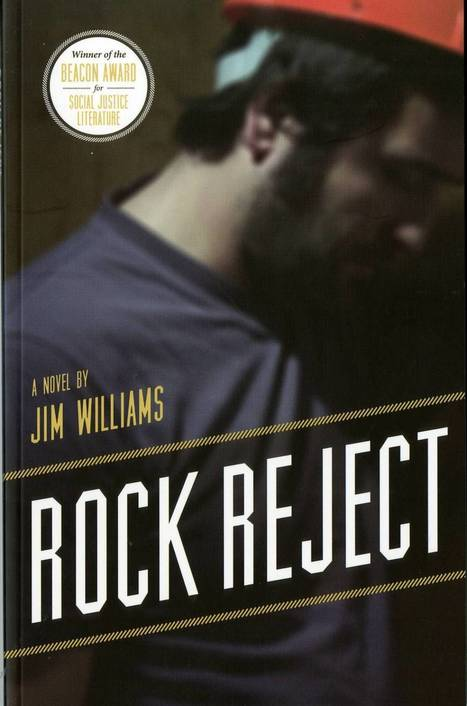 New book by Jim Williams: Rock Reject disturbing, haunting | Asbestos and Mesothelioma World News | Scoop.it