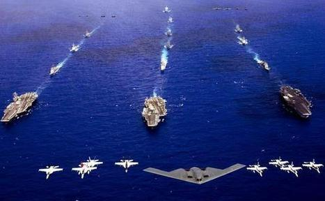 Goodbye, Oil: US Navy Cracks New Renewable Energy Technology: Water to Fuel | Global Freedom Movements Today | Scoop.it