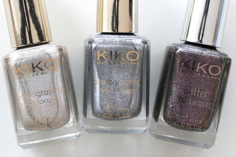 Mia's Little Corner: New Nail Polishes / New Year's Eve Nails | Nails and manicure | Scoop.it