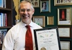 Walden receives Order of Long Leaf Pine award | CALS News Center | News from the College of Agriculture and Life Sciences, NCSU | Research from the NC Agricultural Research Service | Scoop.it