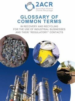 (FR) (EN) (PDF) - Glossary of commom terms in recovering and recycling | 2acr.eu | Multilingualism | Scoop.it