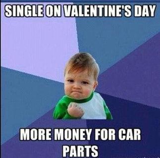 Happy Valentines Day Memes 2017 Anti Valentin