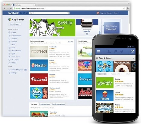 Facebook Is Launching Its Own App Store | STARTO Community News | Scoop.it