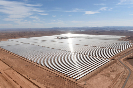 Morocco inaugurates first phase of world's largest solar plant | The Blog's Revue by OlivierSC | Scoop.it