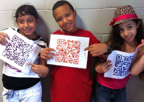 Ten Ways to Use QR Codes for Education | Scholastic.com | IPAD Apps for schools | Scoop.it