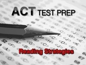 ACT Reading Strategies Test Prep FREE | Common Core Resources for ELA Teachers | Scoop.it