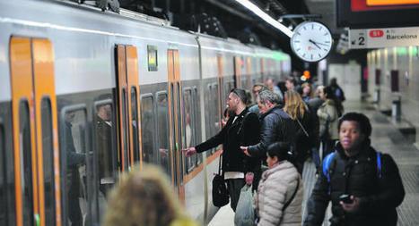 Ferrocarrils supera la frontera de los 4 millones de viajes anuales