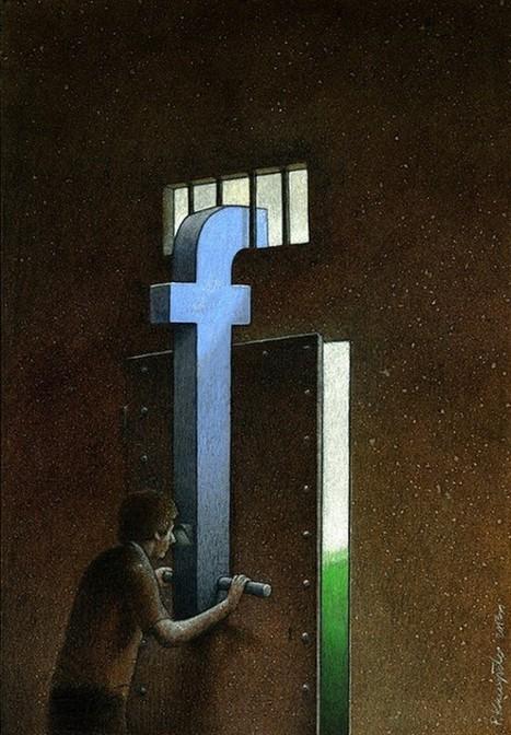 Satirical Facebook Art Is Pure Genius | Designer's Resources | Scoop.it