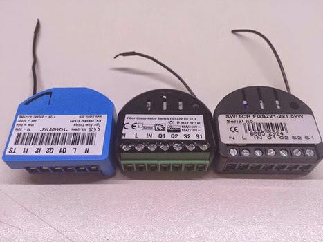 Un FGS-222 pour contrôler les deux éclairages de mon garage | Hightech, domotique, robotique et objets connectés sur le Net | Scoop.it