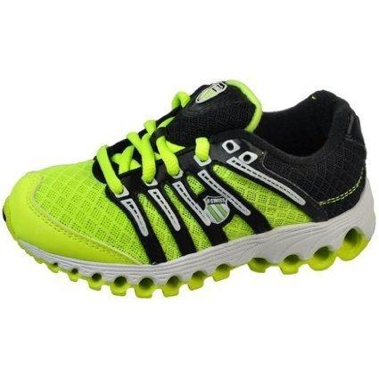 Big Kid K-Swiss 82441 Tubes 100 mesh Running Shoe