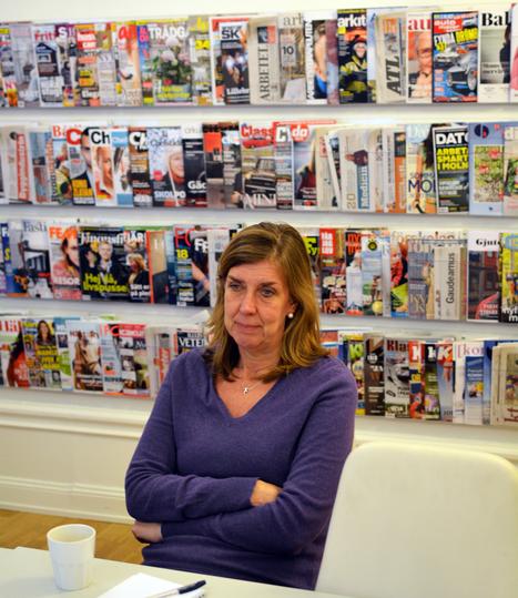 Un kiosque numérique qui veut imprimer sa marque | E- Presse | Scoop.it