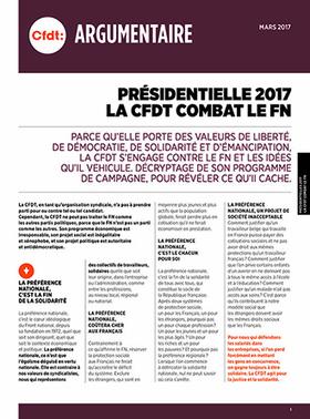 """Résultat de recherche d'images pour """"La CFDT interpelle les candidats à la présidentielle - Excepté celle du FN dont la """"rhétorique et le projet sont antinomique"""""""