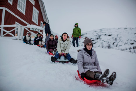 See What Life Is Like for Refugees Above the Arctic Circle | Inuit Nunangat Stories | Scoop.it