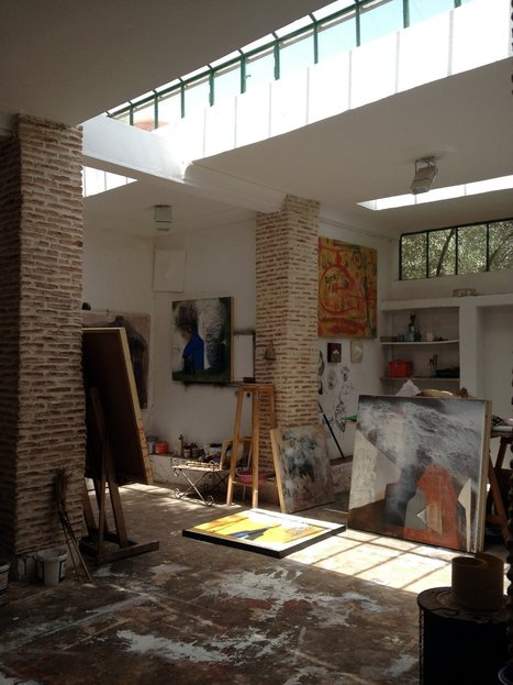 In Morocco, an Artists' Lair With Soul | Arts & luxury in Marrakech | Scoop.it