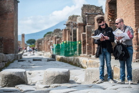 Accessible route around Pompeii archaeological site unveiled | Accessible Tourism | Scoop.it