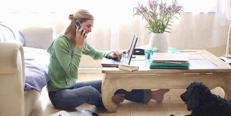 ¿Trabajas desde casa? Aquí tienes 10 consejos para hacerlo mejor | Temas varios de Edu | Scoop.it