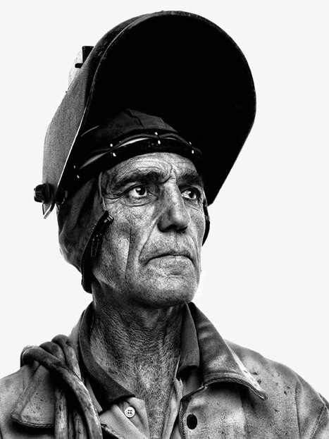Industrious | Photographer: Marco Grob | BLACK AND WHITE | Scoop.it