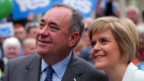 Senior party figures back Nicola Sturgeon SNP leadership bid | Referendum 2014 | Scoop.it