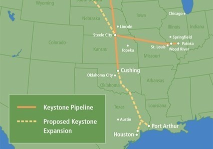 Why the Southern Leg of Keystone XL Must Be Stopped | EcoWatch | Scoop.it