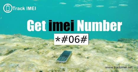 Track IMEI Number | Scoop it