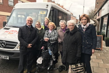 How this charity bus is helping the isolated AND the NHS together | nhswatch | Scoop.it