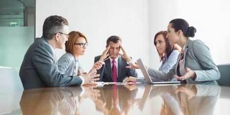 Travail collaboratif : les 10 pires habitudes de vos collègues - Mode(s) d'emploi | 694028 | Scoop.it